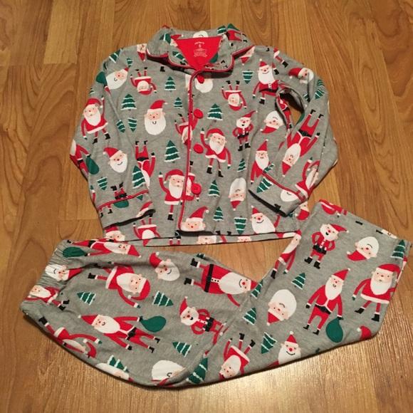 Carter's Other - Santa Pajamas